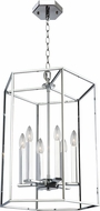 Artcraft AC10771CH Modern Elegance Modern Chrome 17  Entryway Light Fixture