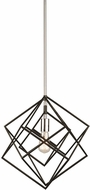 Artcraft AC11111PN Artistry Contemporary Polished Nickel Pendant Lighting