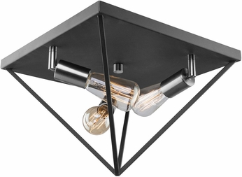 Artcraft AC11113PN Artistry Contemporary Polished Nickel Ceiling Lighting