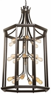 Artcraft AC11220BN Sandalwood Modern Brushed Nickel Foyer Lighting