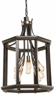 Artcraft AC11229BN Sandalwood Modern Brushed Nickel Foyer Lighting Fixture