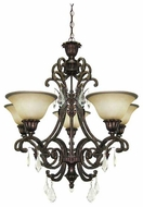 Artcraft AC1827 Florence 5-Light Chandelier