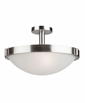 Artcraft AC2717 Boise Modern 5.5  Tall Flush Lighting