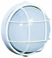 Artcraft AC5661 Large Round Nautical Style Outdoor Wall Sconce
