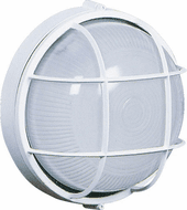Artcraft AC5661WH Marine Nautical White Exterior Wall Lighting