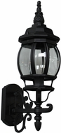 Artcraft AC8090BK Classico Black Exterior 20  Wall Lighting