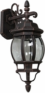 Artcraft AC8090RU Classico Rust Exterior 20  Sconce Lighting