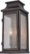 Artcraft AC8172OB Mansard Bronze Exterior Wall Light Sconce