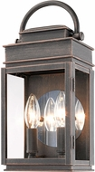 Artcraft AC8221OB Fulton Oil Rubbed Bronze Outdoor Wall Lighting