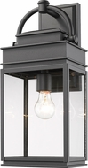 Artcraft AC8230BK Fulton Black Exterior Sconce Lighting