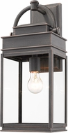 Artcraft AC8230OB Fulton Oil Rubbed Bronze Outdoor Light Sconce