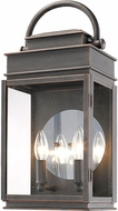 Artcraft AC8231OB Fulton Oil Rubbed Bronze Outdoor Lamp Sconce