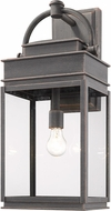 Artcraft AC8240OB Fulton Oil Rubbed Bronze Outdoor Wall Light Fixture