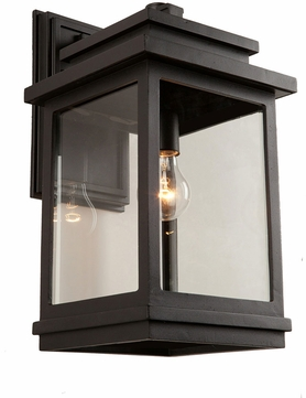 Artcraft AC8290ORB Fremont Oil Rubbed Bronze Outdoor Wall Light Sconce