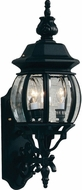 Artcraft AC8360BK Classico Black Exterior 23  Wall Sconce Lighting