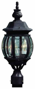 Artcraft AC8363 Classico Small Traditional Outdoor Post Light