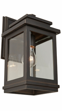 Artcraft AC8390ORB Fremont Oil Rubbed Bronze Outdoor Wall Lighting