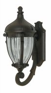 Artcraft AC8580OB Anapolis Traditional Oil Rubbed Bronze Exterior 27  Wall Mounted Lamp