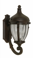 Artcraft AC8591OB Anapolis Traditional Oil Rubbed Bronze Exterior 34  Wall Light Sconce