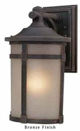 Artcraft AC8630 St Moritz Small Contemporary Style Outdoor Wall Sconce