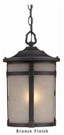 Artcraft AC8645 St Moritz Contemporary Style Outdoor Pendant Light