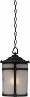 Artcraft AC8645BK St. Moritz Black Exterior Drop Ceiling Lighting