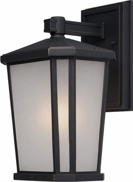 Artcraft AC8771OB Hampton Oil Rubbed Bronze Exterior Wall Sconce Lighting