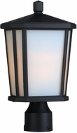 Artcraft AC8773BK Hampton Black Outdoor Lamp Post Light