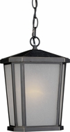 Artcraft AC8775OB Hampton Oil Rubbed Bronze Exterior Hanging Lamp