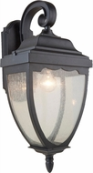 Artcraft AC8921BK Oakridge Traditional Black Outdoor Sconce Lighting