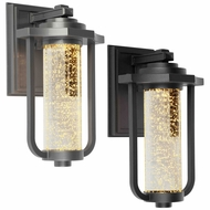 Artcraft AC9012 North Star Traditional 8  Wide LED Exterior Wall Light Fixture
