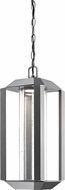 Artcraft AC9095SL Wexford Contemporary Silver LED Exterior Hanging Light