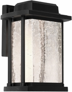 Artcraft AC9121BK Addison LED Outdoor Lighting Sconce