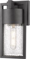 Artcraft AC9140BK Bond Contemporary Black LED Exterior Wall Lighting Sconce