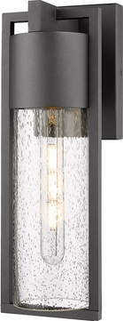 Artcraft AC9141BK Bond Modern Black LED Outdoor Wall Sconce Lighting