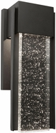 Artcraft AC9166BK Cortland Modern Black LED Exterior 12  Wall Lighting
