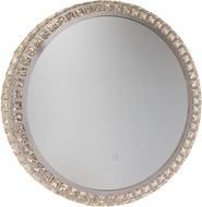 Artcraft AM302 Reflections Contemporary LED Wall Mounted Mirror