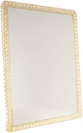 Artcraft AM308 Reflections Contemporary Crystal LED Mirror