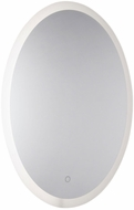 Artcraft AM318 Reflections Frosted Edge LED Vanity Mirror