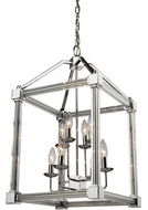 Artcraft CL15078CH Prince Arthur Contemporary Chrome Entryway Light Fixture