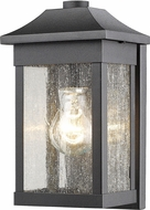 Artcraft SC13100BK Morgan Black Outdoor Wall Lighting Fixture