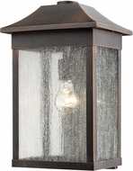 Artcraft SC13102RU Morgan Rust Exterior Wall Lighting