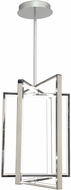 Artcraft SC13140CH Linear Modern Chrome LED Foyer Lighting Fixture