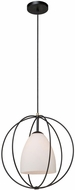Artcraft SC13172 Dewdrop Modern Black Drop Lighting