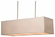 Artcraft SC543 Mercer Street Rectangular Contemporary Pendant