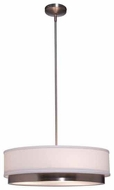 Artcraft SC782 Double Time Contemporary Pendant Light
