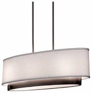 Artcraft SC784 Double Time Contemporary Kitchen Island Light