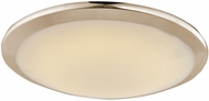 Avenue Lighting HF1101-BN Cermack St. Contemporary Brushed Nickel LED 12  Ceiling Lighting