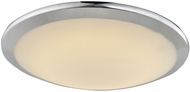 Avenue Lighting HF1101-CH Cermack St. Modern Polished Chrome LED 12  Ceiling Light