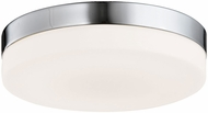 Avenue Lighting HF1105-BN Cermack St. Contemporary Brushed Nickel LED 6  Flush Mount Light Fixture